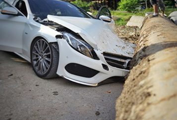Mercedes crash repair Bedford