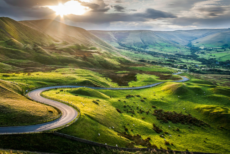 Best road trip in the UK