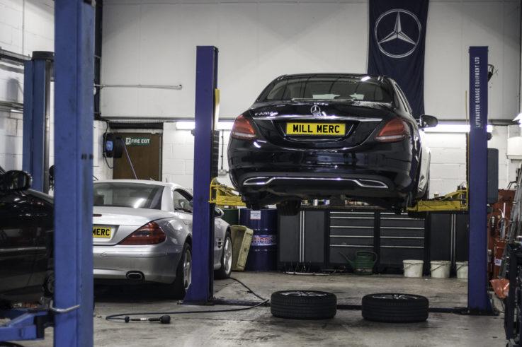 Mercedes garage Bedford | Millennium Mercedes